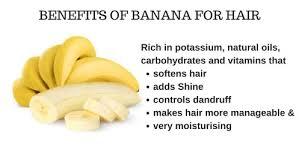 banana hair most moisturising diy hair mask avocado banana hair mask