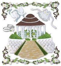 wedding scrapbook stickers animals insects blue dimensional scrapbooking stickers ebay