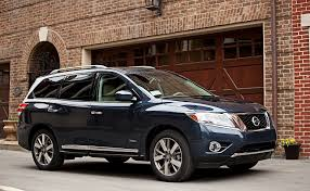 nissan pathfinder information and photos momentcar