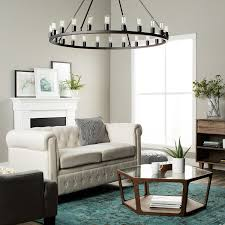 Farmhouse Lighting Chandelier by 24 Light Hanging Oil Rubbed Bronze Western Style Chandelier With
