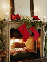 christmas mantel decorating ideas gold and silver tree decorations