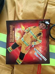 street fighter 5 halloween costumes amazon com amazing fireman firefighter kids halloween costume by
