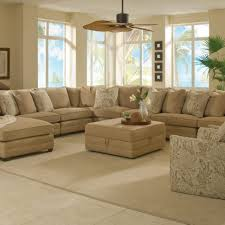 furniture home pueblo chocolate sectional brown modern elegant