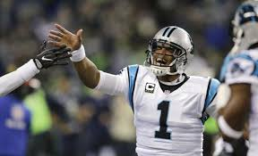 cam newton benched for panthers u0027 opening series vs seahawks for