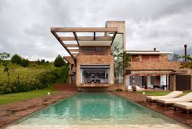 design a house studio arthur casas design a country house for a family in