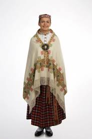 latvian folk dress latvia eu