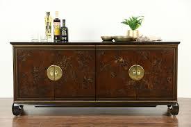 drexel heritage dining room set sold drexel heritage connoisseur chinese vintage sideboard