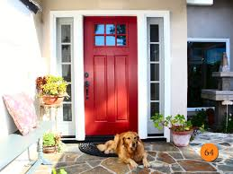 painting your front door the easy way the diy village how to choose a front door color todays entry doors