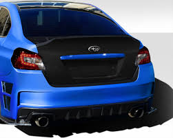 subaru wrx spoiler welcome to extreme dimensions inventory item 2015 2017