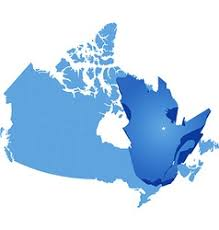 map of canada by province map of canada and provinces royalty free vector image