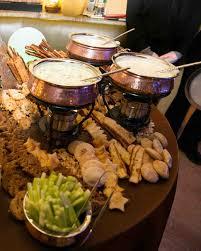 14 delicious food bars for your wedding martha stewart weddings
