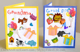 how to make popup birthday cards with your kids my joy filled life