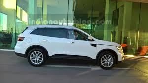 renault australia 2016 renault koleos side profile australia indian autos blog