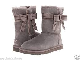 s ugg ankle boots details about ugg australia s josette gray grey