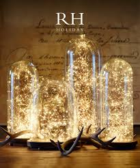 Starry String Lights Amber Lights On Copper Wire by 2013 Holiday Catalog Restoration Hardware Starry Lights Https