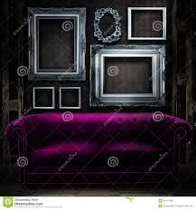Armchair Frame Vintage Luxury Armchair And Frame Stock Illustration Image 26117498