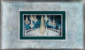 Christmas Window Decorations Youtube by See The 2016 Department Store Holiday Window Displays Instyle Com