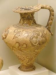 Minoan Octopus Vase Grandmother Ocean Constant Inspiration Pagansquare