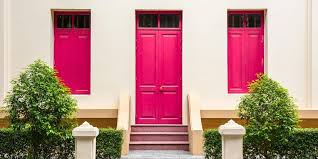 pick the perfect feng shui color for your front door red lotus
