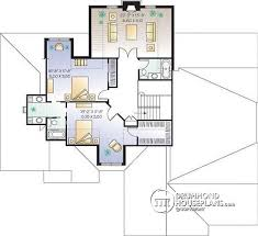 Kitchen House Plans House Plan W2661 Detail From Drummondhouseplans Com