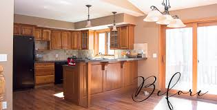 how to paint your kitchen cabinets with a sprayer paint your kitchen cabinets in 7 days prep steps 1 3