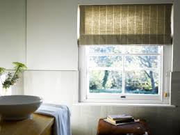 small bathroom curtain ideas unique window treatment ideas