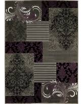 deal alert purple area rugs