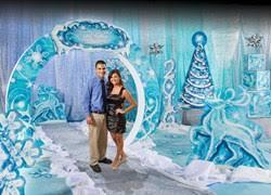 Winter Wonderland Themed Decorating - winter wonderland u0026 snowflake decorations shindigz shindigz