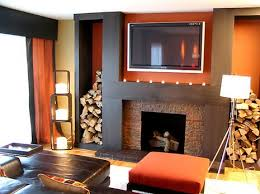 Best  Burnt Orange Decor Ideas On Pinterest Burnt Orange - Orange living room decorating ideas