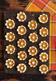 thanksgiving mini cupcakes thanksgiving dessert recipes martha stewart