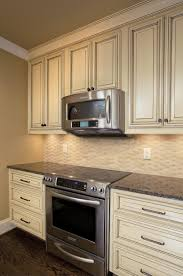 Kitchen Stone Backsplash by Interior Modern Stacked Stone Backsplash Photos With No Grout