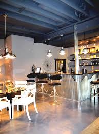stylish unfinished basement ideas on a budget with basement