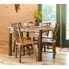 San Antonio Dining Room Furniture Rustic Dining Room Table Sets