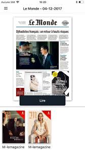 si鑒e du journal le monde journal le monde on the app store