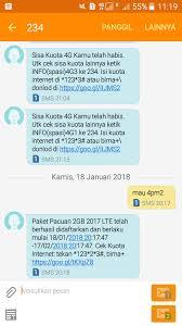 trik internet gratis three januari 2018 trik dapat kuota 4g kartu three 4gb sebulan gratis ipiindot