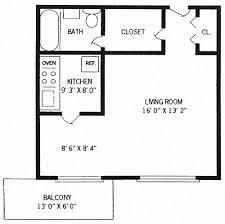 efficiency floor plans efficiency apartment floor plans home design