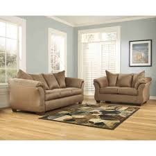 Living Room Sets By Ashley Furniture Ashley Furniture Darcy Livingroom Set In Mocha Local Furniture