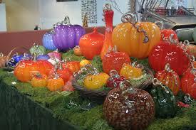 348 best glass pumpkins images on pinterest glass pumpkins hand