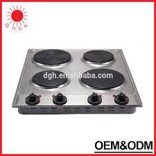 table top burner electric table top 4 burner electric stove 110v buy 4 burner electric stove