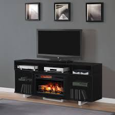 High Fireplace Enterprise Lite Electric Fireplace Entertainment Center In High