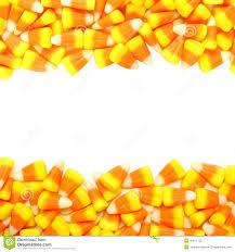 halloween border halloween candy frame stock photo image 44611135