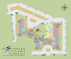 Windsor Castle Floor Plan by Floor Plans Discovery Village At Castle Hills