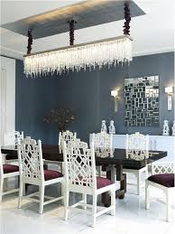 Elegant Dining Room Chandeliers Contemporary Dining Room By Jamie Herzlinger