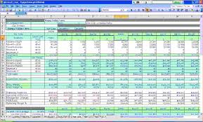 Company Budget Template Excel Free 8 business budget spreadsheet procedure template sample