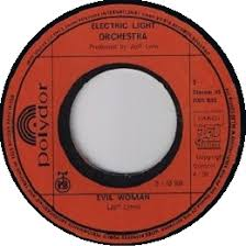 Evil Woman Electric Light Orchestra 45cat Electric Light Orchestra Evil Woman Nightrider