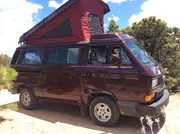 volkswagen westfalia 2016 1990 vw vanagon westfalia camper for sale in santa fe nm