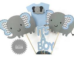 elephant decorations for baby shower elephant baby shower etsy