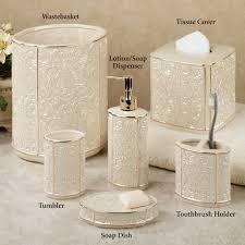 Designer Bathroom Accessories Gold Crackle Bathroom Accessories Home Design Ideas