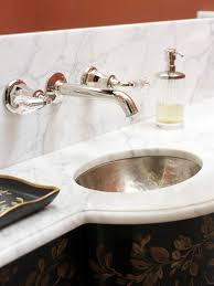 Bathroom Sinks And Faucets Decorating Bath Vanities Traditional Home