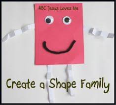 free abc jesus loves me printable shape flashcards preschool
